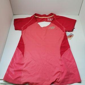NWT, New balance women sports shirt, XS